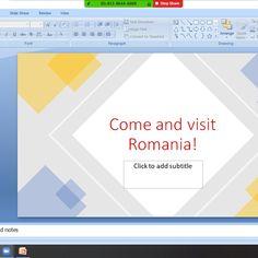 Visit Romania, International School, King George, Ads, Youtube, Youtubers, Youtube Movies