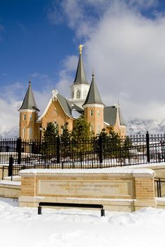 Current construction: 28th Dec. 2015 photographs of the Provo City Center Temple.