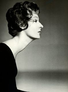 Marella Agnelli by Richard Avedon, 1959