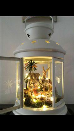 Lamparina de Natal