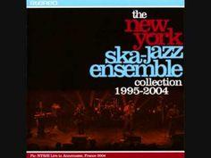 "▶ New York Ska-Jazz Ensemble - ""Harlem Nocturne"" - YouTube"