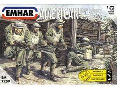 Emhar American Doughboys Infantry.