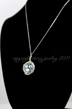 Bird's Nest Necklace $24.95
