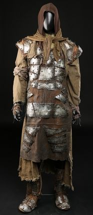 Lot 58- Noah Auction - Soldier Costume | Prop Store - Ultimate Movie Collectables