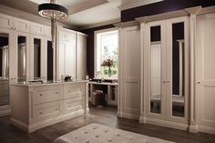 Luxury Fitted Dressing Room Furniture – Neville Johnson