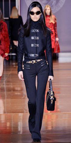 Runway Looks We Love: Versace - Versace from #InStyle