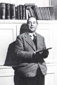 CS-Lewis-with-books  http://good-report.com/6471/from-the-time-magazine-archive-religion-beyond-the-wardrobe-with-c-s-lewis#