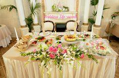 Tavolo degli sposi, la ricchezza