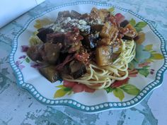 Easy Pasta alla Norma Eggplant Pasta, Eggplant Parmesan, Vegetarian Pasta Dishes, Food Reviews, Home Recipes, Dinners, Stuffed Peppers, Cooking