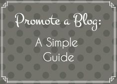 How to promote a Blog  These days blog content is everywhere.  With Wordpress blog owners publishing around 59 million blog posts a month, not including other platforms such as Blogger, Tumblr and Medium.