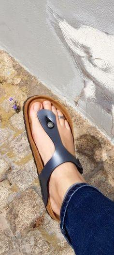 Birkenstocks, Toe Rings, Jewlery, Men, Shoes, Fashion, Sandals, Sexy Feet, Jewelery
