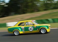 Mike Bell, Ford Escort RS1600