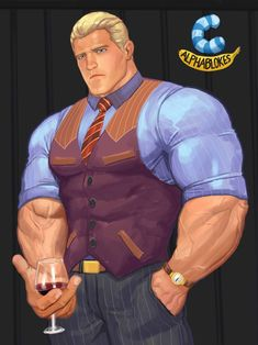 Cody Travers' new look from the upcoming Street Fighter V Arcade Edition. He looks beefier than ever. Daddy material right here. C is for Cody Anime Dad, Anime Guys, Fantasy Artwork, Cody Street Fighter, Character Portraits, Character Art, Chibi Marvel, Funny Instagram Memes, Figure Poses