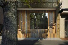 建築設計事務所 小石川建築/小石川土木 » Bouledring space BLEAU Ishikawa, Windows, Design, Design Comics, Window