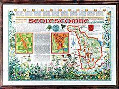 Sedlescombe Parish Map