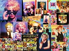 Eighties singles,poster sleeves and picture discs