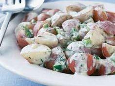 sauces, sauc allrecipescom, food, potatoes, dill sauc