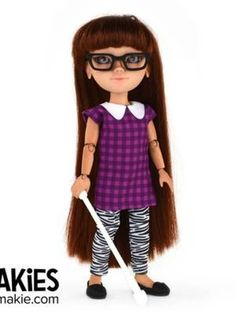 Dolls With Disabilities Are Flying Off The Shelves. Here's Why - ALLDAY