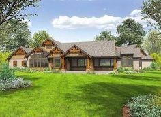 plan 69582am beautiful northwest ranch home plan budgeting ranch