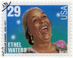 US Stamp 1994 - Popular Singer Ethel Waters 1896-1977