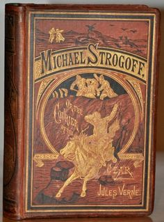 Michael Strogoff Jules Verne Scarce 1877 1st 1st Edition More Verne Listings | eBay