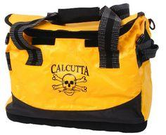 Calcutta Yellow Large Boat Bag - http://bassfishingmaniacs.com/?product=calcutta-yellow-large-boat-bag