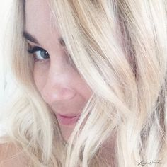 Lauren Conrad's blonde 'do