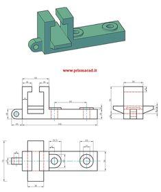 Mechanical Engineering Design, Mechanical Design, Basic Drawing, Technical Drawing, Isometric Sketch, Isometric Drawing Exercises, Orthographic Drawing, Youtube Drawing, Geometric Drawing