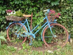Bicicletas Decorativas | Design das Cores