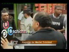 Un Hombre Dispara A Las Personas Y Policías Desde Una Azotea #JoseGutierrez #Video | Cachicha.com
