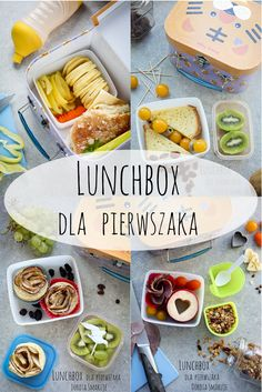 lunchbox Baby Food Recipes, Healthy Recipes, Homemade Pastries, Polish Recipes, School Snacks, Cooking With Kids, Tasty Dishes, Superfood, Granola