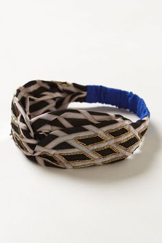 Beaded Trondheim Turban Headband - Anthropologie.com WANNNT!!