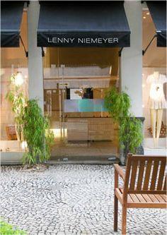 Lenny Niemeyer shop (rua Garcia D'Avila, 149) - Ipanema, Rio, Brazil