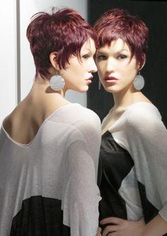 2.  für 2013: kurz und modisch geschnittene Haare | Frisur [#3262]