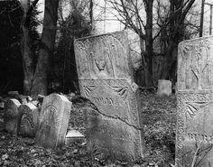OLD HEADSTONES. by jerry landi, via Flickr