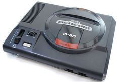 Sega Genesis Model 1 Console Only Tested
