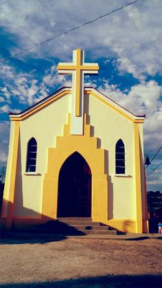 Igreja da Santa Cruz - Campanha -MG