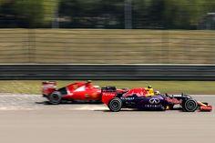 """Vettel: """"En la carrera nos podremos acercar un poquito"""""""