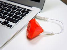 diamond mp3 speaker