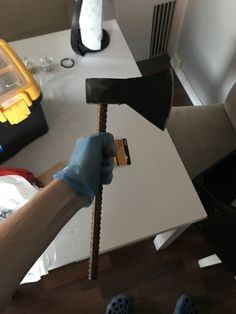 Starting with the axe
