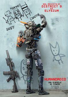 Humandroid il film con i robot intelligenti di Neil Blomkamp su iTunes