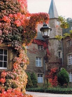 Luxembourg Travel Inspiration - Chateau de Differdange - Differdange, Luxembourg.