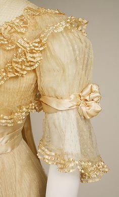 Dress, Evening by JACQUES DOUCET. 1906–7