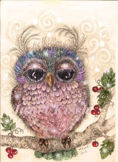 like the sparkliness, the ear fluff, the big shiny eyes, whimsical shapes.