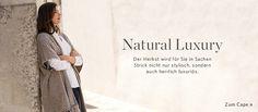 Esprit Ponchos & Capes im Online Shop kaufen Shops, Ponchos, Sweater Cardigan, Breien, Tents, Retail, Retail Stores