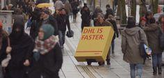Jung von Matt/Neckar Agency Pranks DHL's Rivals In Viral Marketing Campaign - http://www.creativeguerrillamarketing.com/guerrilla-marketing/jung-von-mattneckar-agency-pranks-dhls-rivals-viral-marketing-campaign/
