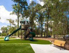 Woodtrace Recreation Center- Park