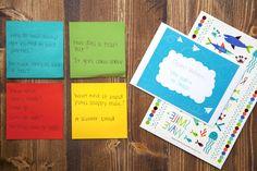 Open When Letters: 280 Ideas + Printables