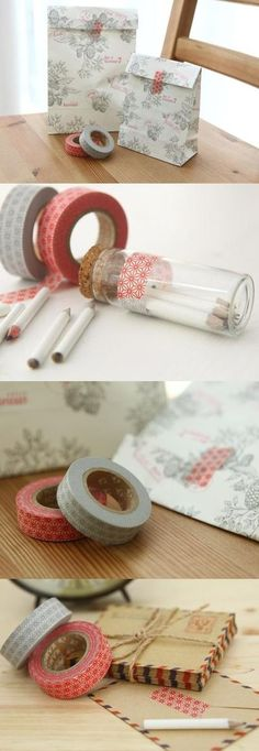 masking tape from washi