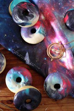 Galaxy Donuts ♥